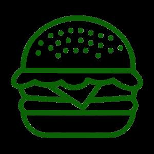 vege/vegan burger- marchef food truck