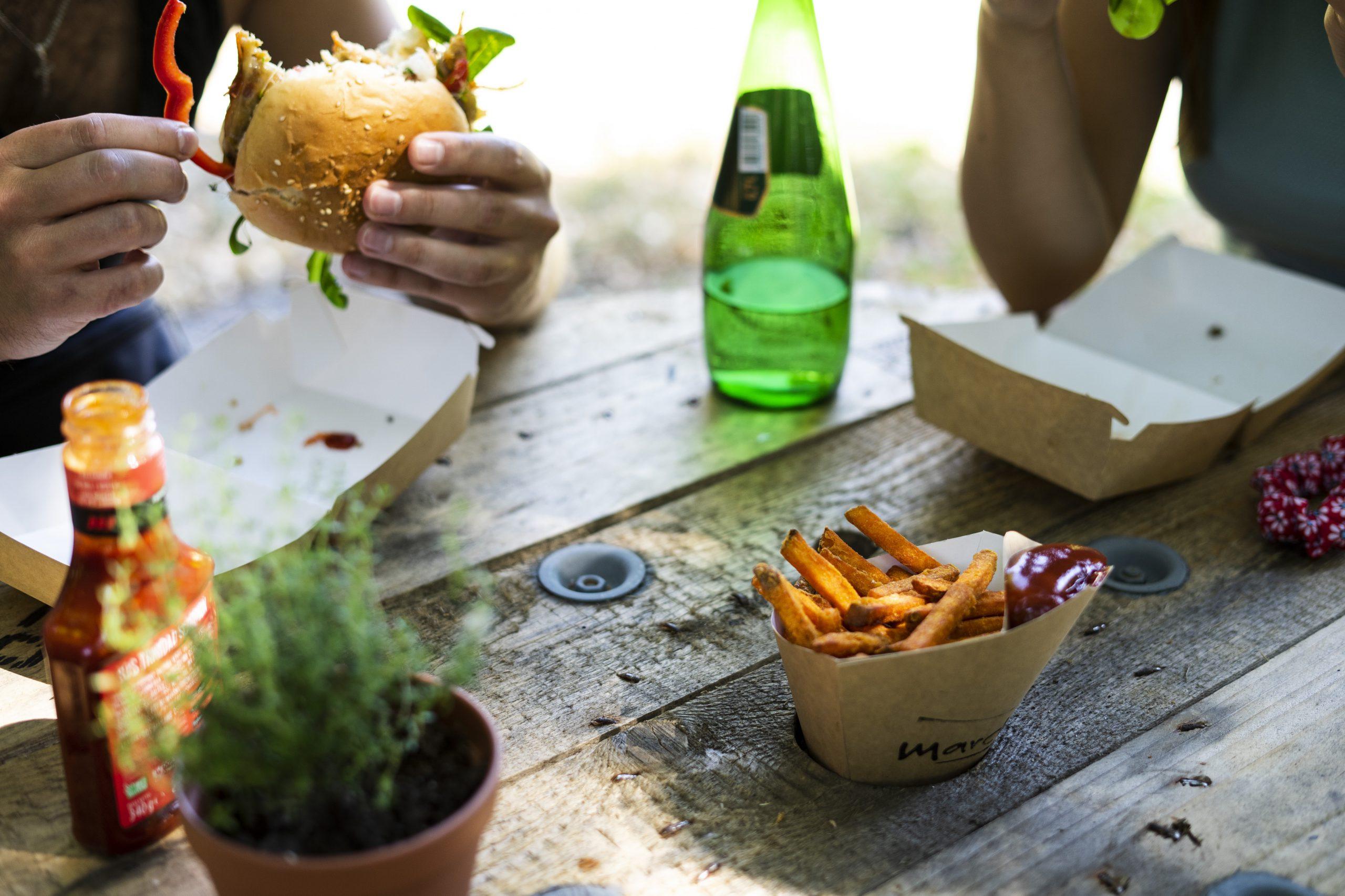 Zdrowe, roślinne jedzenie - MarChef Food Truck
